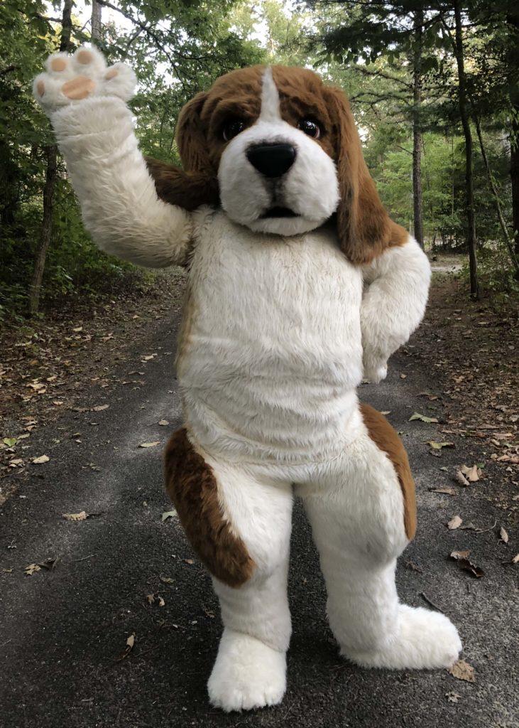 Realistic Beagle Costume