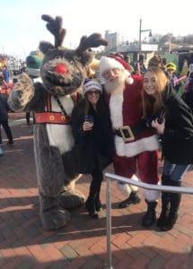 Reindeer Mascot Costume baltimore