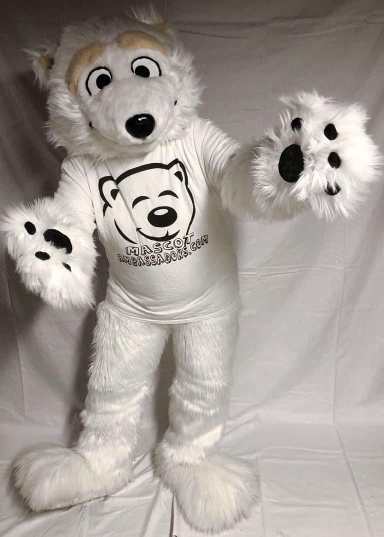 Beary The official mascot of Mascot Ambassadors